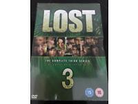 LOST SERIES 3 DVD SET (UNOPENED)