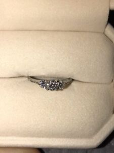.75ct engagement ring