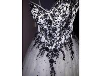 Prom dress bridesmaid dress