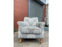 DFS fabric armchair free delivery 🚚