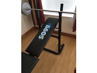 York Weight Bench 6055