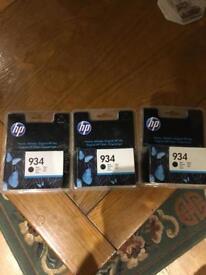 HP ink 934 Black