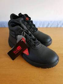 BLACK ROCK SAFETY BOOTS *11*