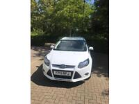 2013 Ford Focus Zetec in excellent condition with Bluetooth & DAB, Rear parking sensors.