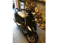 Lexmoto Scout 49 49cc Moped