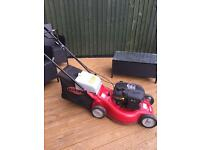 Ibea lawnmower