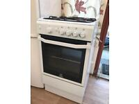 INDESIT Gas Oven Hob freestanding