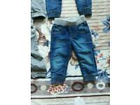 Baby boy clothes bundle 12-18