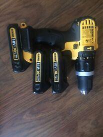 "DeWALT DCD785 18V Li-Ion 1/2"" Cordless Hammer Drill**brand new****"