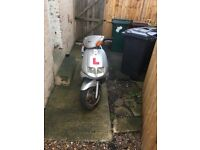 50cc sym moped cheap