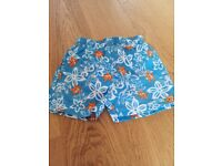 Baby Swim Shorts - age - up to 12 months