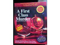 A First Class Murder - Dinner Party Murder Mystery game