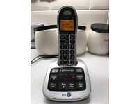 BT 4500 Bug Botton cordless phone