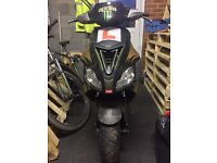 Aprilia SR50r Factory Ditech 2006, Minor Fault