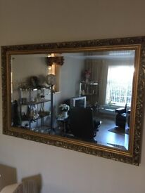 Classy hall or lounge mirror