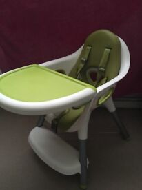 Mamas and Papas height chair RRP £80