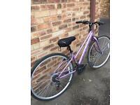 Ladies / teen / girls Apollo bike