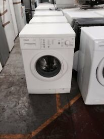 Refurbished Washing Machines from £99 with guarantee