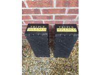 Milenco Triple Height Black Ramps for Motor Home or Caravan