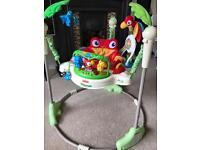 Jumperoo - Baby bouncer Fisher Price Rainforest