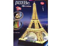 Light up 3D puzzle
