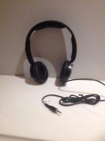 NEW - NEVER WORN Headphones - £5 Only