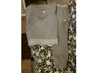 Grey adults tracksuit