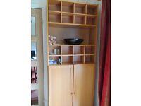 Ikea Beech Bookcase