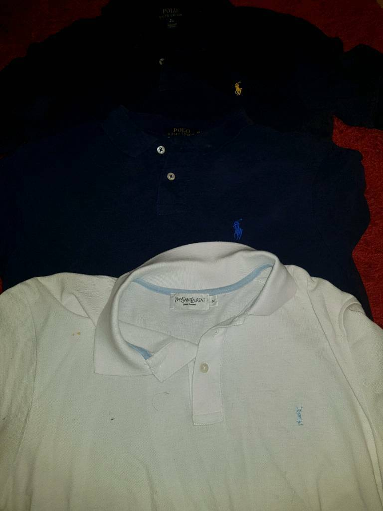 Men s Ralph Lauren Polo shirts   in Clydebank, West Dunbartonshire ... 57d6fc26e46