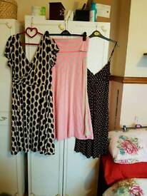 Bundle of 3x womens dresses all size 16