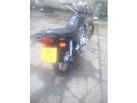sym xs 125 up for sale or swaps //////////////////////////////