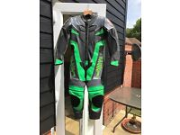 Kids one piece motorcycle leathers