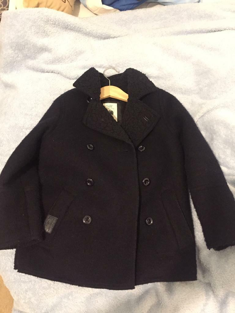 best choice search for latest Sales promotion Boys Zara Coat 7 y | in Woking, Surrey | Gumtree