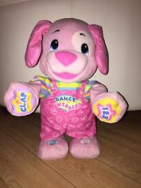 Dance and wiggle toy /doll / interactive