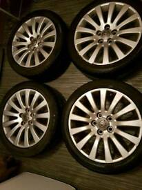 4 wheels for Vauxhall Insignia