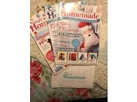 Simply Homemade magazines