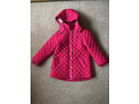 Pink Joules Quilted Jacket - 8 Years
