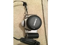 Canon EOS 3000N FILM SLR camera with canon lens