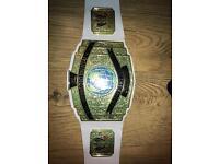 WWE Kids intercontinental championship belt