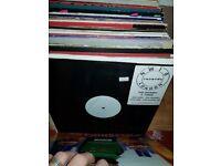 Trance/dance vinyl