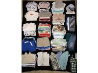 Baby boy bundle of clothes (next, zara, h&m and many more)