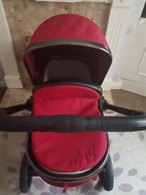 mothercare orb in red berry