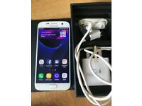 Samsung galaxy s7 32gb white Unlocked