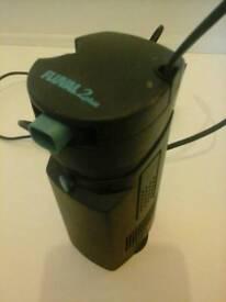Fluval 2 plus filter