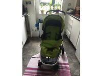 Baby buggy for 40 pounds for sale.