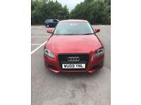 Audi A3 Sport 104 1.9TDI 2009 87,000miles M.O.T 24/07/201