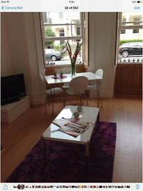 1 bedroom,furnished flat in Lansdowne Place