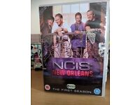 NCIS New Orleans Season One - 6 discs