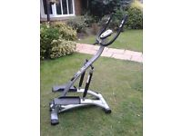 Stepping Trainer Exercise Machine