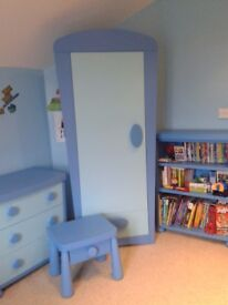 Boy's bedroom furniture - Ikea Mammut